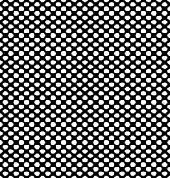 Seamless with white dots vector image vector image