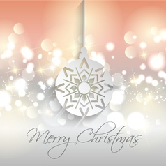 christmas background 1211 vector image vector image
