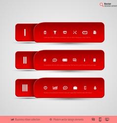 Banners - design elements vector