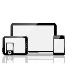 Gadgets vector image
