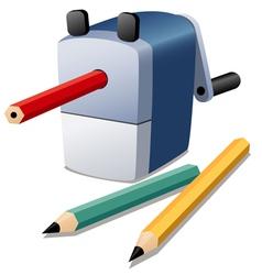 sharpener vector image vector image