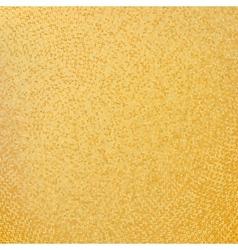 Gunge golden mosaic vector image vector image