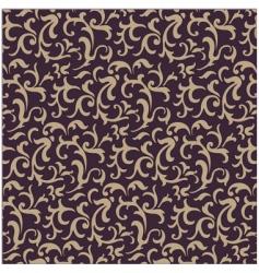 swoosh pattern vector image vector image