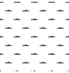 Submarine pattern simple style vector