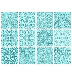 Seamless pattern collection vector
