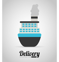 Delivery icon vector
