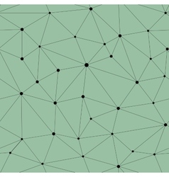 Network seamless pattern vector