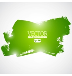 Grunge colored banner ready for your text vector image vector image