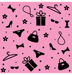 Gifts for woman vector