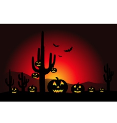 Halloween Night - vector image