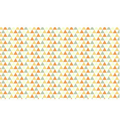 Simple triangles patternabstract background vector