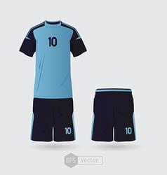 Germany team uniform 02 vector image