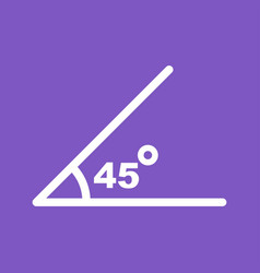 Angle vector