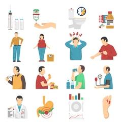 1610i105003pm005c23diabetes symptoms vector