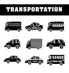 Vehicles and transport vector