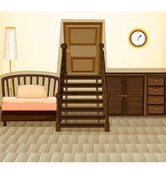Room vector image vector image