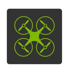 Copter icon vector