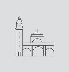 Manila vector image vector image