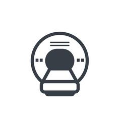 Mri icon vector