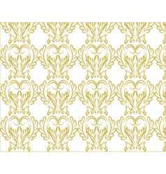 Royal abstract ornament pattern vector
