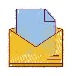 Folder file document information archive vector
