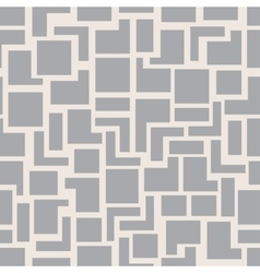 modern seamless geometry pattern squares vector image