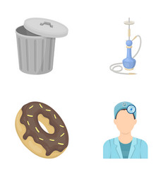 Ecology trade business and other web icon in vector