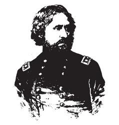 General john c fremont vintage vector
