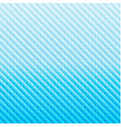 soft blue square background vector image vector image