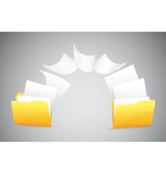 File transfer vector