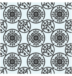Heraldry wallpaper pattern vector