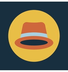 hat design vector image