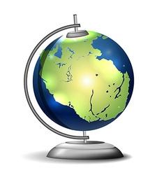 Pangaea school globe vector