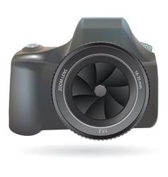 dslr photo camera vector image