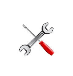 Work tool icon vector image