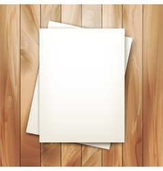note sheets of paper vector image vector image