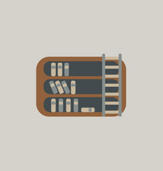 Library and ladder vector