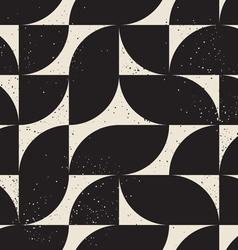 flat shape pattern vector image vector image