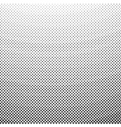 Black Dots on a White Background vector image vector image