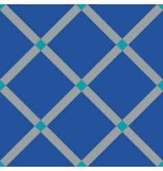 geometric seamless pattern diamonds vector image vector image