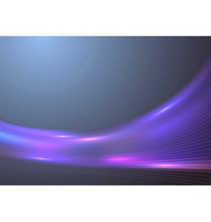 Liquid bright wave background template vector