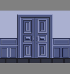 The door vector