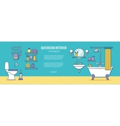 Bathroom-end vector