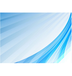 Blue abstract background modern design vector