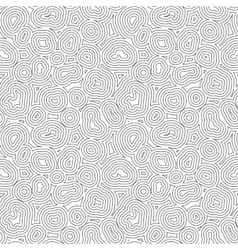 Seamless topographic pattern organic or vector