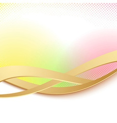Bright colorful modern background template vector
