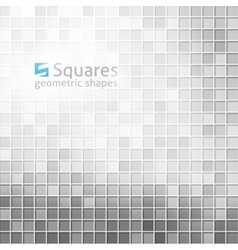 Abstraction squares vector