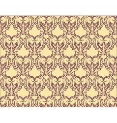 Royal abstract ornament pattern vector