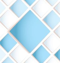Diamond copyspace vector image