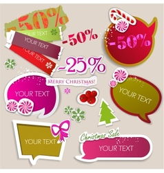 Paper bubbles for speech vector image